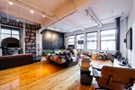 Floor-Through Gramercy Loft With Top of the Line Decor